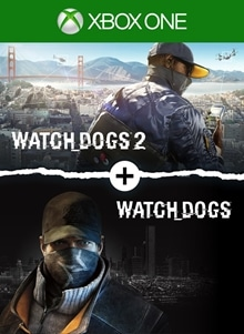 Watch Dogs 1 + Watch Dogs 2 Standard Editions Bundle