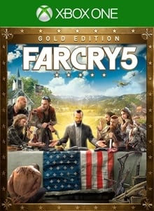 Far Cry®5 Gold Edition