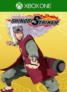 NTBSS: Master Character Training Pack - Jiraiya