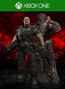 Gears of War: Ultimate Edition Character Pack