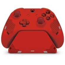 Controller Gear Xbox Pro Charging Stand Sport Red Special Edition
