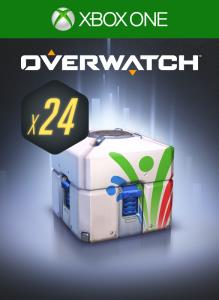 Overwatch - 24 Summer Games Loot Boxes
