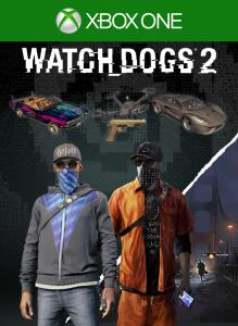 Watch Dogs2 - Root Access Bundle