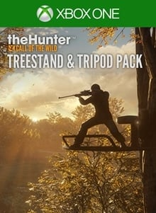 theHunter™: Call of the Wild - Treestand & Tripod Pack