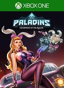 Paladins Cottontail Pack