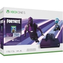 Xbox One S 1TB Console – Fortnite Battle Royale Special Edition Bundle
