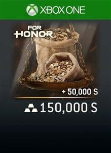 FOR HONOR™ 150 000 STEEL Credits Pack
