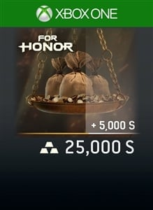 FOR HONOR™ 25 000 STEEL Credits Pack