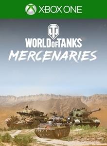 World of Tanks - Outcasts Mega