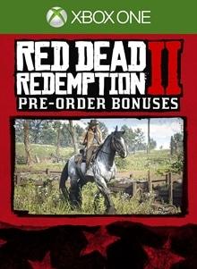 Red Dead Redemption 2: Pre-Order Bonuses