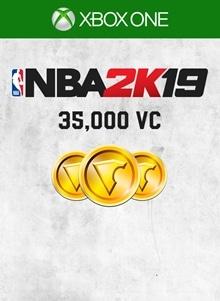 NBA 2K19 35,000 VC