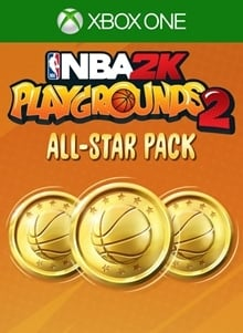 NBA 2K Playgrounds 2 All-Star Pack – 16,000 VC