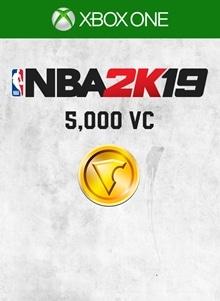 NBA 2K19 5,000 VC