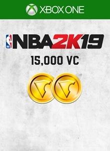 NBA 2K19 15,000 VC
