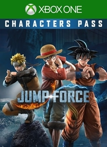 JUMP FORCE - Characters Pass