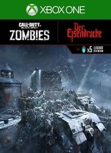 Call Of Duty Black Ops Iii Der Eisendrache Zombies Map On Xbox One
