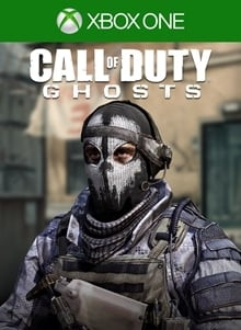 Call Of Duty Ghosts Elias Special Character On Xbox One