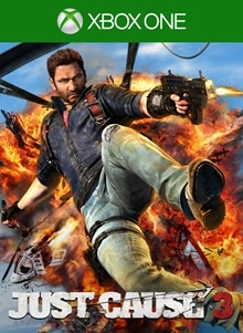 Just Cause 3 Pre-Order