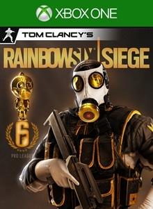 Tom Clancy's Rainbow Six Siege : Pro League Smoke Set on