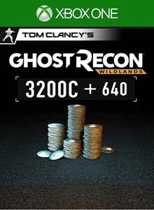 Tom Clancy's Ghost Recon® Wildlands Medium Pack 3840 Credits