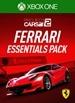 Project CARS 2 Ferrari Essentials Pack DLC