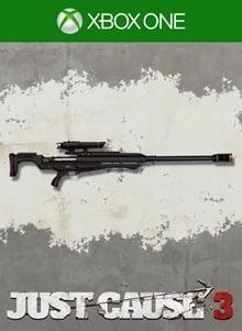 Final Argument Sniper Rifle