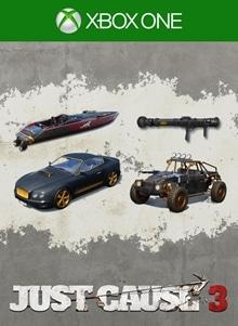 Weaponized Vehicle Pack + Capstone Bloodhound RPG