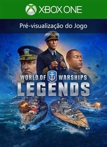World of Warships: Legends (Game Preview)
