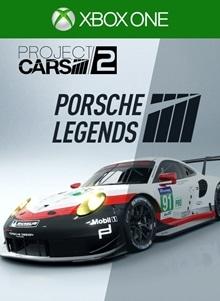 Project CARS 2 Porsche Legends Pack DLC