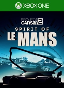 Project CARS 2 Spirit of Le Mans Pack DLC