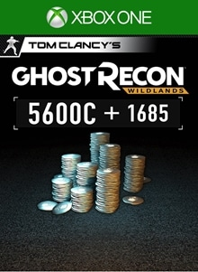 Tom Clancy's Ghost Recon® Wildlands - Large Pack 7285 GR Credits