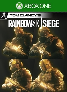 Tom Clancy'S Rainbow Six Siege: Pro League All Gold Sets on Xbox One