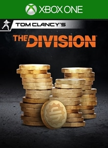 Tom Clancy's The Division – 4600 Premium Credits Pack