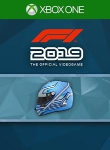 F1® 2019: Helmet 'Lightning'