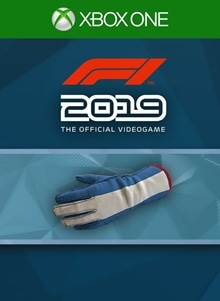 F1® 2019: Gloves 'Navigator'