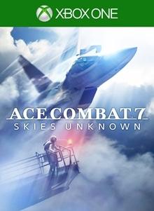 ACE COMBAT™ 7: SKIES UNKNOWN Pre-Order Bonus Bundle