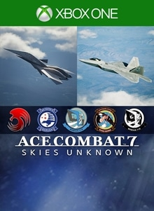 ACE COMBAT™ 7: SKIES UNKNOWN - ADF-11F Raven Set