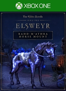 The Elder Scrolls Online: Elsweyr Rahd-m'Athra Horse Mount on Xbox One