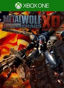 Metal Wolf Chaos XD - Preorder Bundle