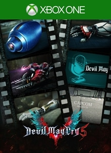 Devil May Cry 5 Deluxe Upgrade