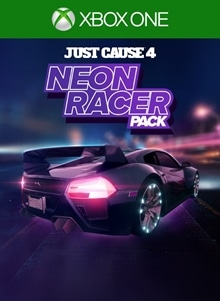 Just Cause 4 - Neon Racer Pack