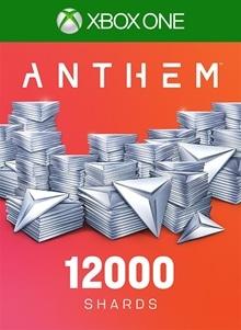 Anthem™ 12000 Shards Pack