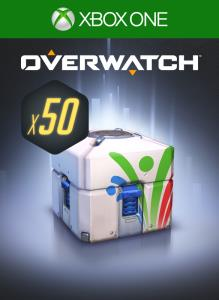 Overwatch - 50 Summer Games Loot Boxes