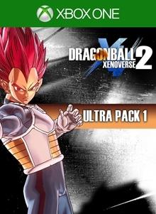 DRAGON BALL XENOVERSE 2 - Ultra Pack 1