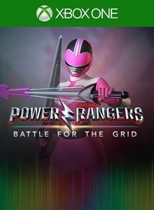 Jen Scotts - Time Force Pink Character Unlock