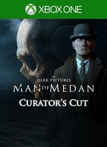 The Dark Pictures Anthology: Man of Medan - Curator's Cut