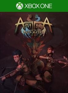 Aritana and the Twin Masks Pre-Order Bundle
