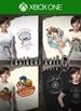 Resident Evil 0 Fan Design T-shirt Pack