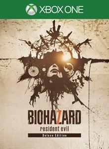 BIOHAZARD 7 resident evil デラックスエディション プレオーダー