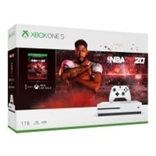 Xbox One S NBA 2K20 bundle (1TB)